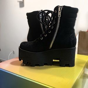 Dollskill Platform Boots